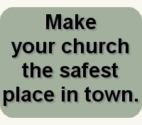 Church Sunday school Safety Security Children Kids
