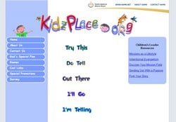 kidzplace-mission-education