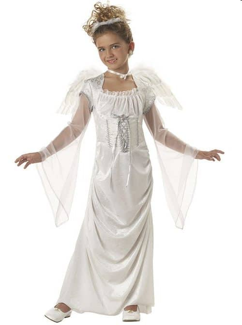 Christmas dress infants - Beautiful Angel Costume For Girls