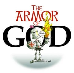 Free VBS Curriculum - Armor of God