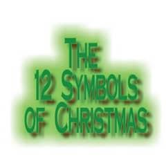 Printable Christmas Book: 12 Symbols of Christmas