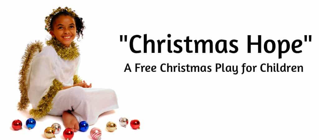 "Free Script ""A Christmas Hope"""