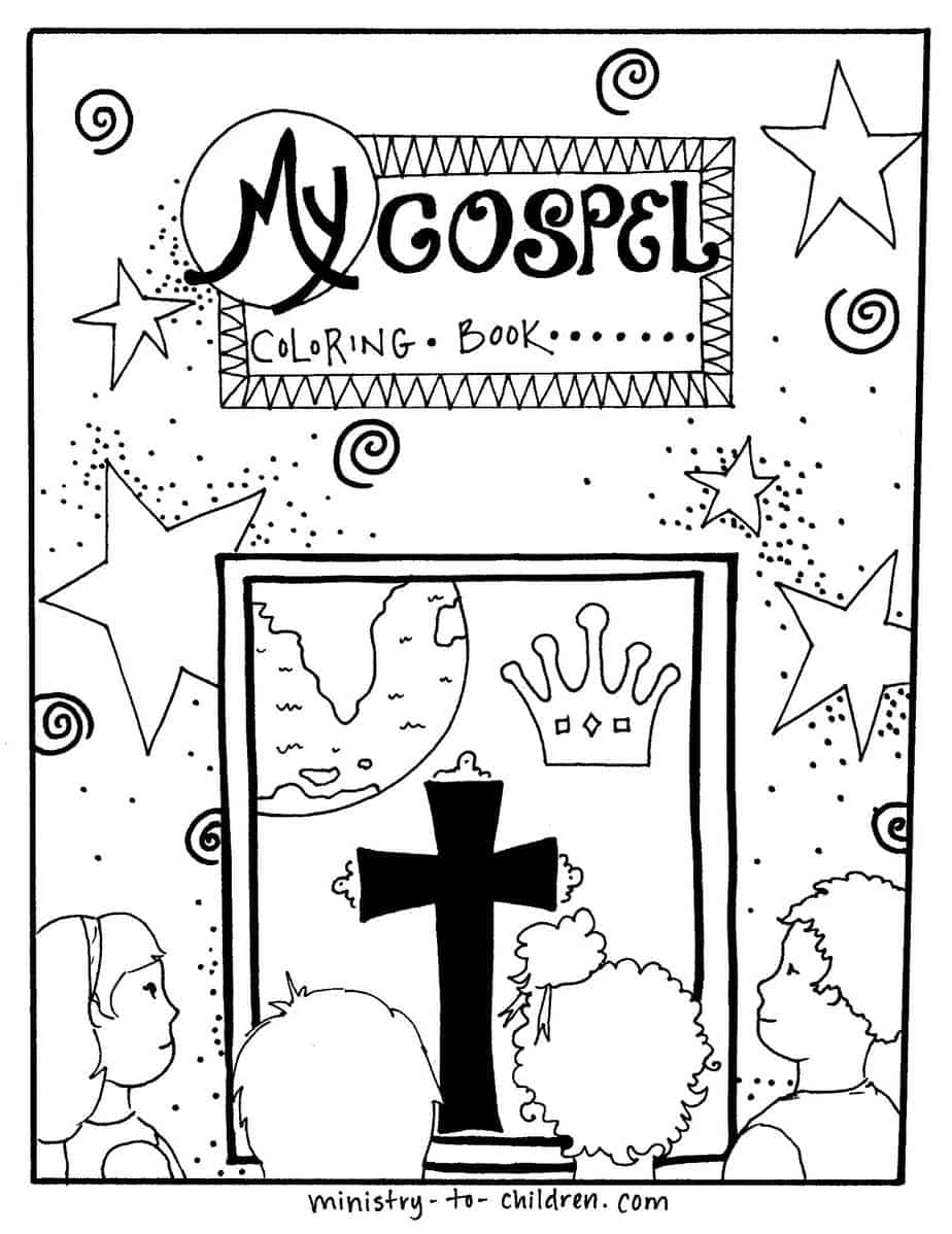 Adult Top Gospel Coloring Pages Gallery Images best jesus is king coloring book image for advanced editing gallery images