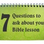 7 Questions to Ask Before Teaching the Bible to Kids