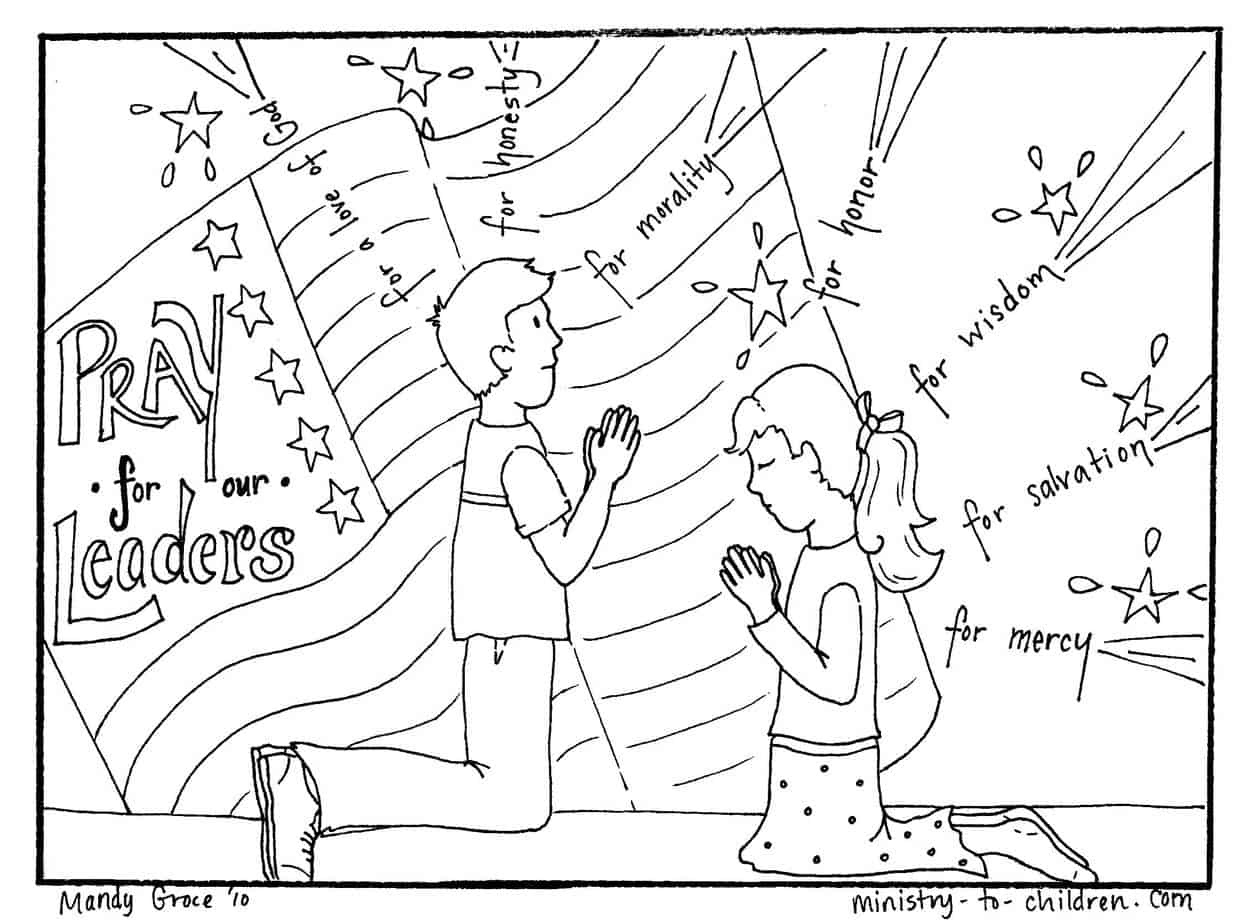 Coloring pages for preschoolers on salavation - Directions Simply Click On The Preview Image To Download This Free Coloring Pages As A Printable Pdf File We Ve Also Uploaded It As A Higher Resolution