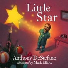 Little Star Christmas book for children