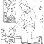 Pastor Appreciation Coloring Page