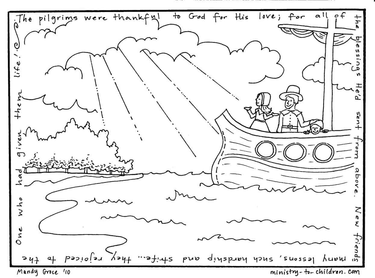 i am thankful for god coloring pages - photo #47