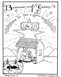 nativity coloring page for advent - Nativity Character Coloring Pages
