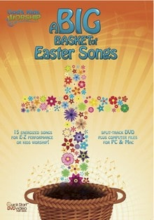 God's Kids Worship Easter Songs for Children