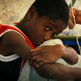 Haiti forgotten children