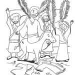 Jesus' Triumphal Entry (John 12:12-50) Sunday School Lesson