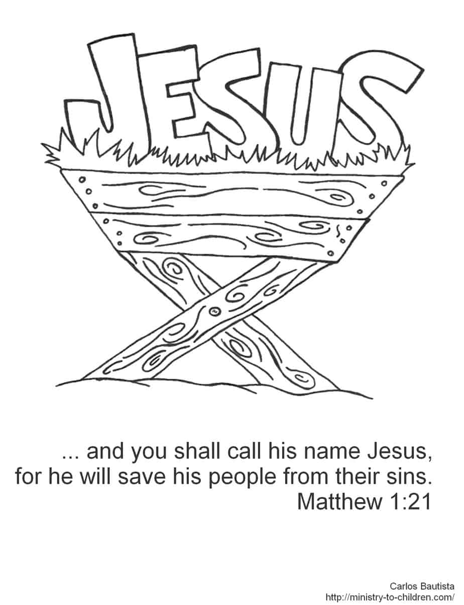Christmas coloring pages pdf free