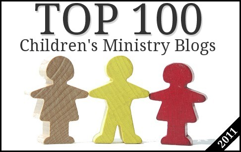 Browse the top 100 children's ministry blogs below...