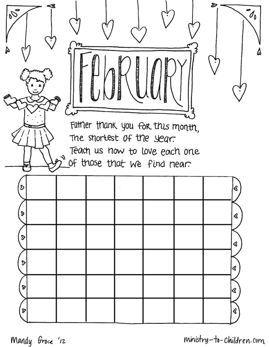 Adult Top February Coloring Page Images cute february coloring page calendar jpeg advanced users can edit gallery images
