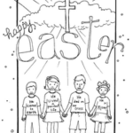 """""""Easter Miracles"""" Sunday School Lesson from John 20:1-18"""