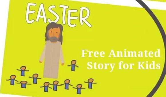 "Easter God's Story"" Video Clip for Kids"