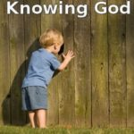 """Toddlers Knowing God"" Sunday School Lessons"