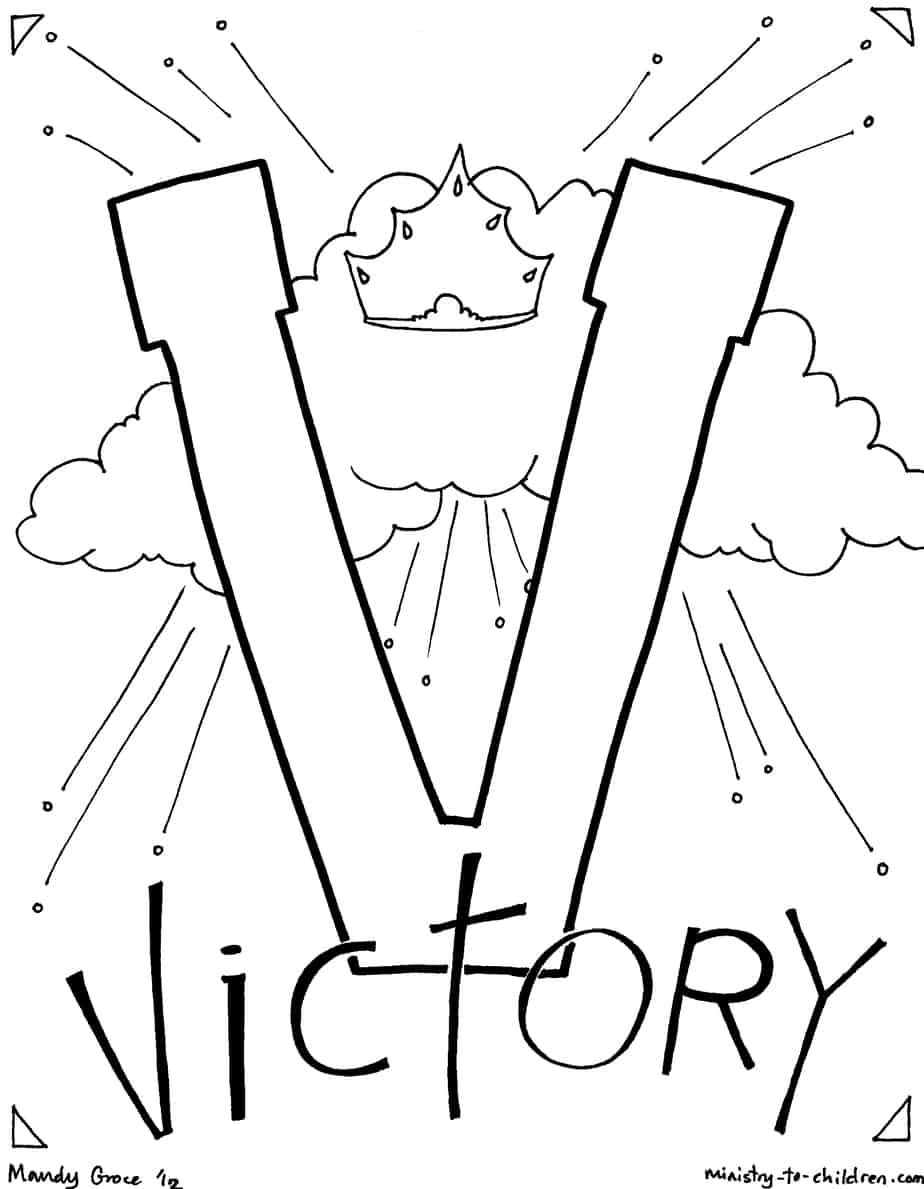 Christian summer coloring pages -  Resolution Jpg Image