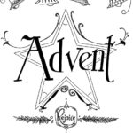 Coloring Book for the Advent Season