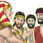 """Joseph and His Brothers"" Skit"
