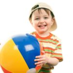 Beach Ball Games for Children