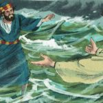 Teaching Skit - Jesus and Peter Walking on Water
