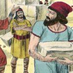 God's People Rebuilt the Walls of Jerusalem Nehemiah 3-6 (Sunday School Lesson)