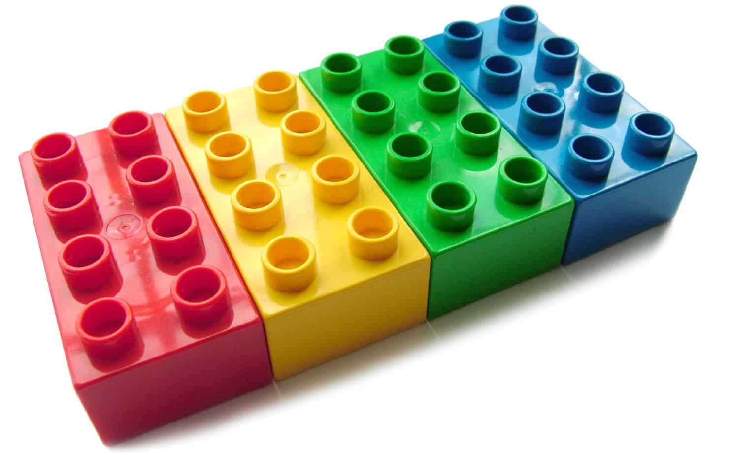 Building Blocks Object Lesson