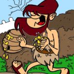 John the Baptist Coloring Pages & Cartoon Illustrations