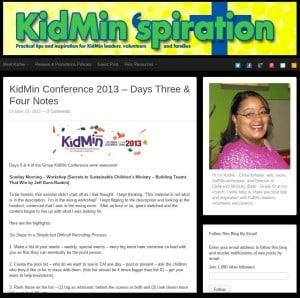 Kidminspiration  Blog