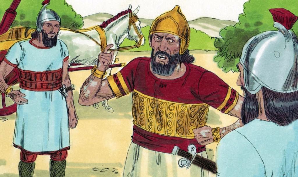 Bible Lesson: Elisha and Naaman