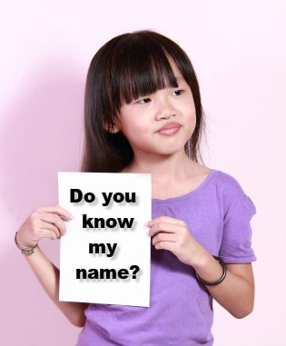 Easy Ways to Remember Kids Name