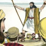 John the Baptist-Matt 3:1-10 (Sunday School Lesson)
