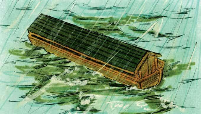 Noah Skit Part 2: The Flood