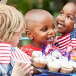 Kids Fourth of July Party Picnic