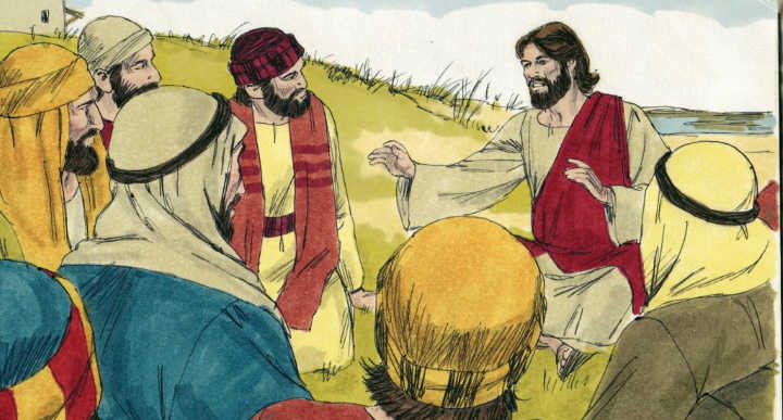 Story Time with Jesus