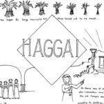 Haggai Bible Coloring Page