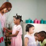 Celebrating Children's Minister