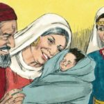 Sunday School Lesson:  The Birth of John (Luke 1:57-80)