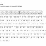John 3:16 Bible Verses Decoding Worksheet