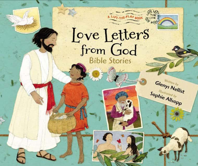 love letters from god for children