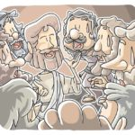 """Understanding Scripture"" Sunday School Lesson (Luke 24:36b-48) Emmaus Road"
