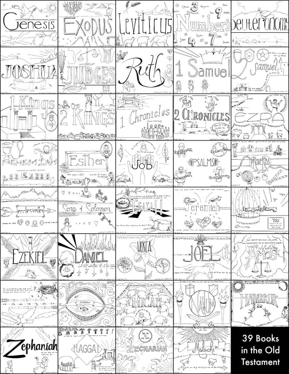 file - Books Bible Coloring Pages