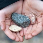 Carry My Rocks Object Lesson about Sin (1 Peter 2:24)