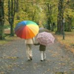 God Protects Us – Umbrella Object Lesson (Exodus 14:22) for Sunday School