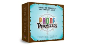 Proof Pirates from New Growth Press & Sojourn Kids