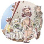 Jericho Falls Sunday School Lesson (Joshua 3-6)