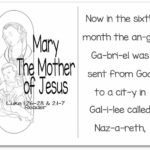 Story of Mary Reader (Mothers of the Bible Part 9 of 9)