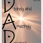 Dad Acrostic Poster and Poem Activity